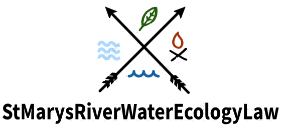 St. Mary's River-Water – Ecology Law